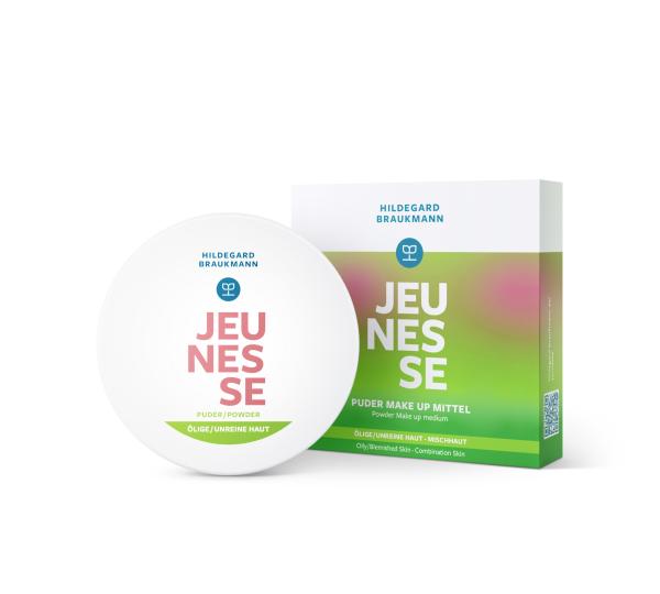 Jeunesse - Puder Make up mittel